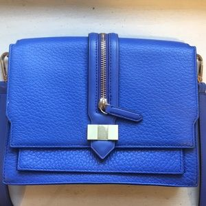 Rebecca Minkoff Cobalt Blue Crossbody Bag
